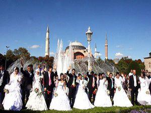 Türklerin, evliliğe bakışı değişti