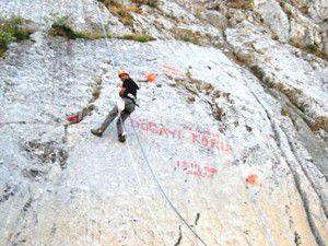 Doğaseverler Küpe Dağına tırmandı