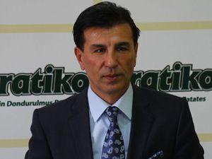 Rektör adayı Tunç projelerini anlattı
