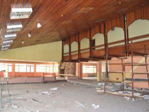 Seydişehirde lokal binası yeniden düzenlendi