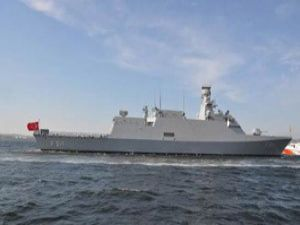 İlk milli savaş gemisi TCG Heybeliada