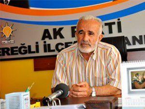 AK Parti Ereğli İlçe Teşkilatında delege seçimleri