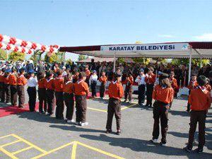 Karatay İzci Parkı törenle açıldı