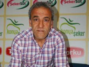Konya Şekerspor Teknik Direktörü istifa etti