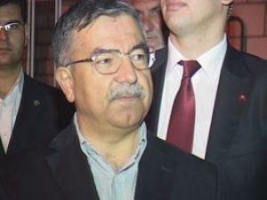 Bakan Yılmaz Konyada