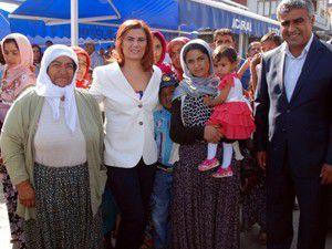 CHPde 295 adaydan 10u kadın