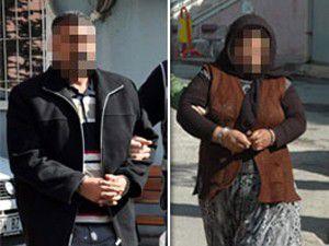 Anneyle oğlu tutuksuz yargılandı
