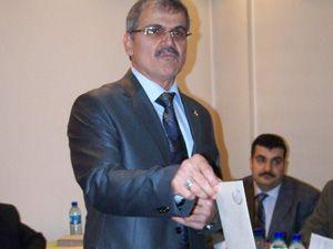 Beyşehir Ticaret Odasında Seçim Heyacanı
