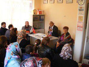 TEMA Vakfında gönüllüler toplantısı