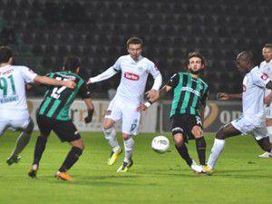 Deplasman fatihi Konyaspor