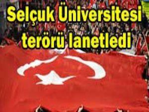 SÜden 7 bin kişilik PKK protestosu