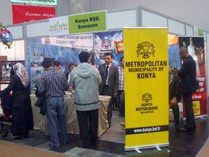 Konya, Viyana Multi Kültür Festivaline katıldı