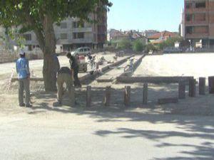 Ereğli Belediyesinden otopark çalışması