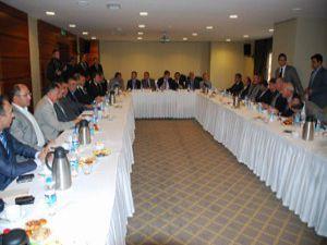 Büyükşehir Belediye Başkanları bir arada