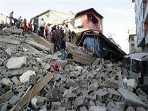 Depremde kan donduran gerçekler