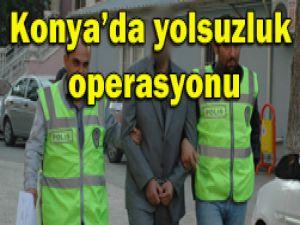 25 kişi gözaltına alındı