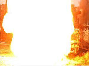 Sirtede patlama: 100 ölü