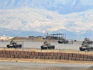 Erdoğan: Tanklar Kuzey Iraka girmedi