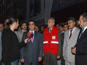 Meram Belediyesinden Vana yardım eli