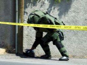 Konyada şüpheli paket polisi alarma geçirdi