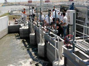 Konya tarımına 50 milyon metre küp su desteği