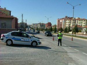 Kuluda polis hatalı sürücüleri affetmiyor