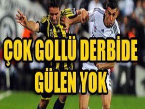Beşiktaş: 2 Fenerbahçe: 2
