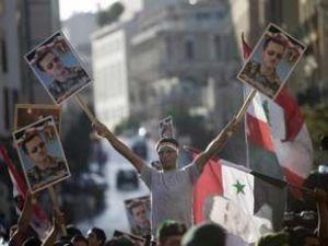 Suriyede mezhep savaşlarına doğru