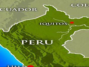 Deprem bu kez Peruyu vurdu