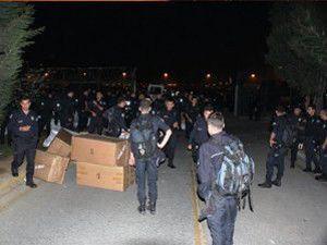 Takviye polis ekipleri İstanbula geldi