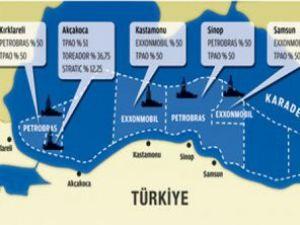 Karadenize 4 Milyar Dolar Petrol Yatırımı