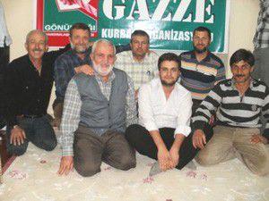 Gönülbağı Derneği, Gazze için yola çıktı