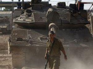 İsrail Gazzeye giriyor