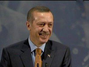 Erdoğannın esprisi herkesi güldürdü