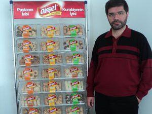 Ortadoğu Konyanın kurabiyesini sevdi