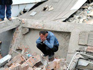 Beyşehirden depremzedelere yardım