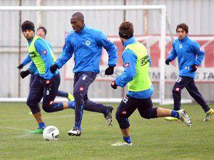 Konyasporda Güngörenspor hazırlıkları başladı