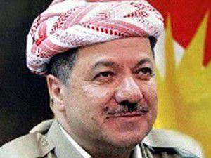 """Barzani:""""Üzerime düşeni yaparım"""""""