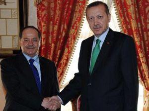 Barzani: Demokratik Açılımı destekliyoruz
