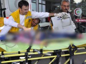 Konyada kanala düşen çocuk öldü