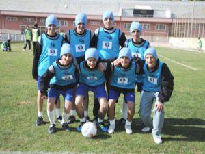 Futbol Prensi elemeleri Konyada başladı