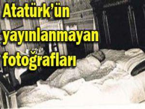 Saat 9u 10 geçe Atatürk