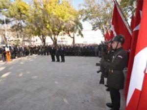 Konyanın ilçelerinde Atatürk anıldı
