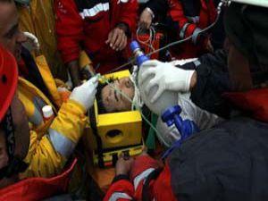 Japonyadan yardıma geldi, depremde öldü
