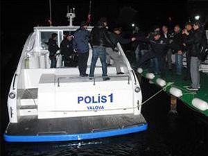 PKK deniz otobüsü kaçırdı