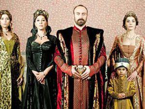 Osmanlı kasabasında Muhteşem Yüzyıl heyecanı