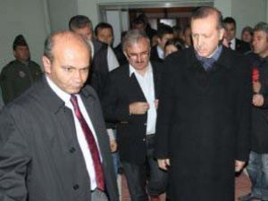 Başbakandan Erciş açıklaması