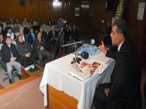 Konyada Şehir Konferansları devam ediyor