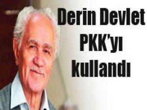 Ergenekon PKKyı hep yedekte tuttu