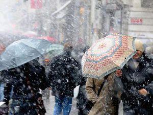 Meteorolojiden Konyaya kar uyarısı